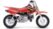 HONDA Mini-Bike XR50R
